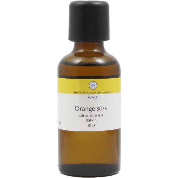 WADI Orange süß 50 ml bio - ätherisches Orangenöl