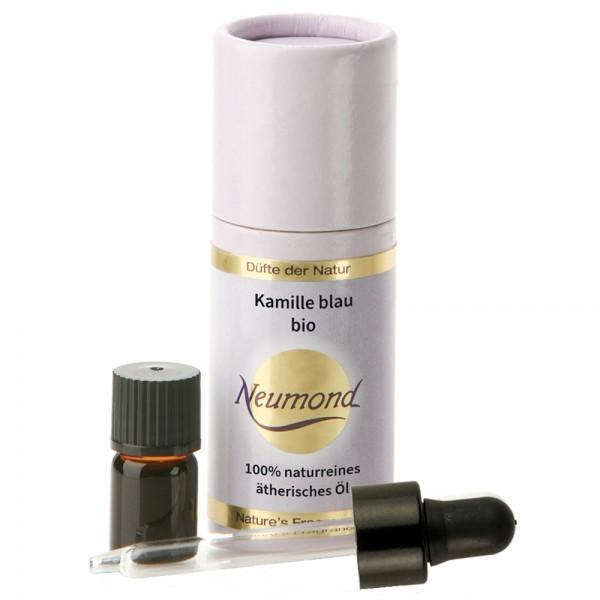 Neumond Kamille blau
