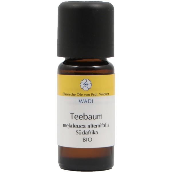 WADI Teebaum bio - ätherisches Teebaumöl