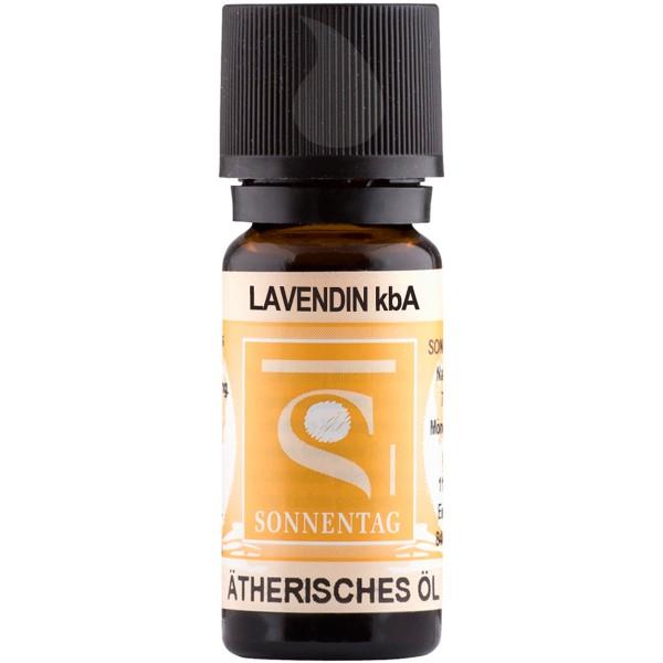 Sonnentag Lavandin bio - ätherisches Lavandinöl