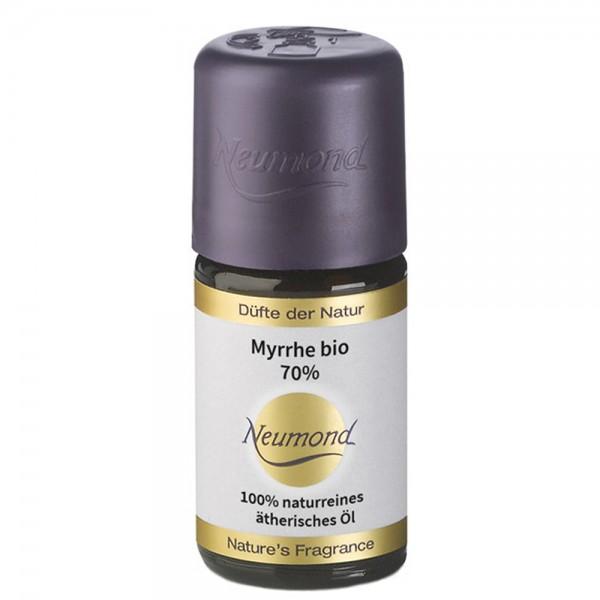 Neumond Myrrhe