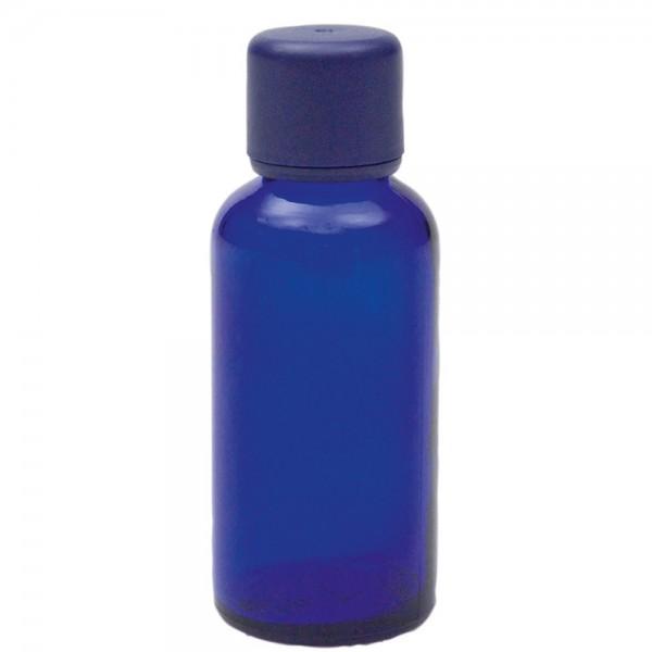 Blauglasflasche, 50 ml