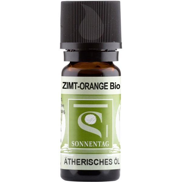 Sonnentag Zimt-Orange bio Duftmischung