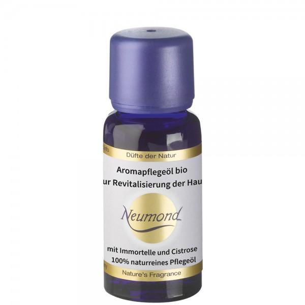 Neumond Aromapflegeöl bio zur Revitalisierung der Haut