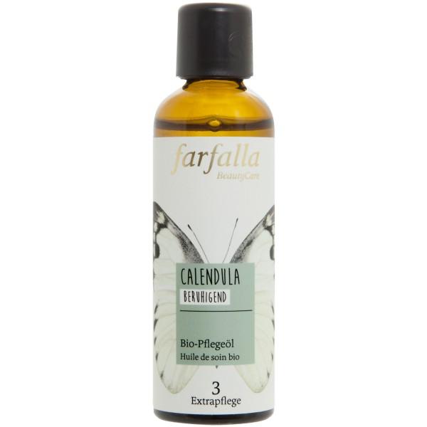 Farfalla Calendula Bio-Pflegeöl Calendulaöl