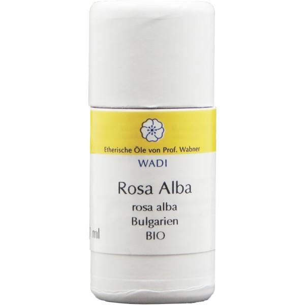 WADI Rosa alba bio - ätherisches Rosenöl