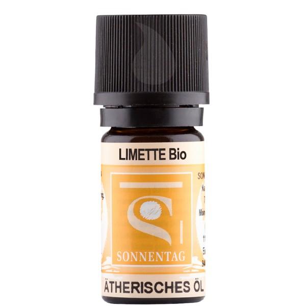 Sonnentag Limette bio - ätherisches Limettenöl