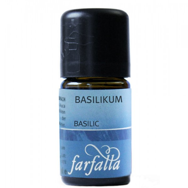 Farfalla Basilikum bio