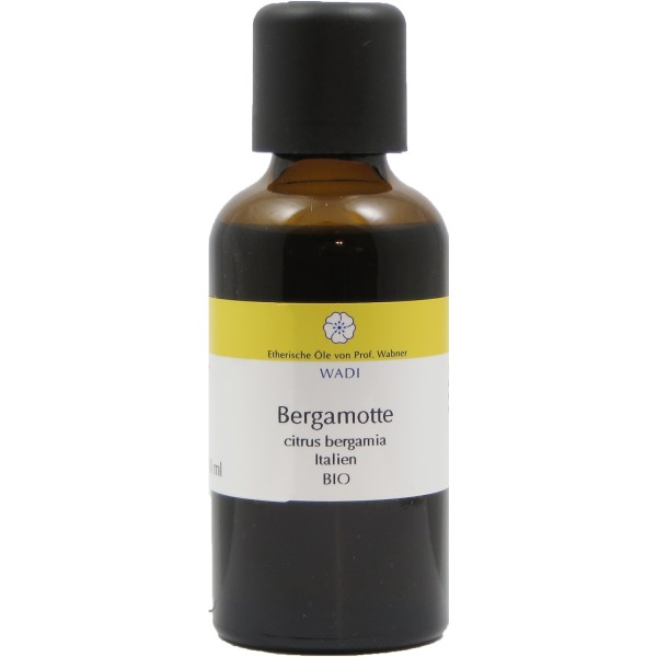 WADI Bergamotte bio - ätherisches Bergamottöl