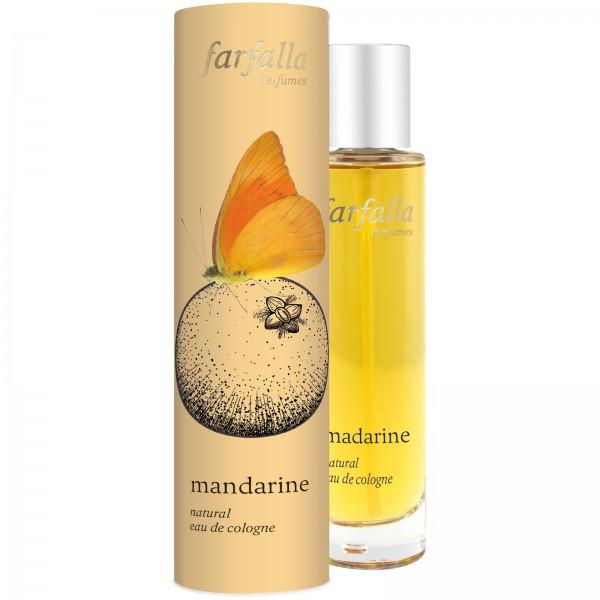 Farfalla Eau de Cologne Mandarine