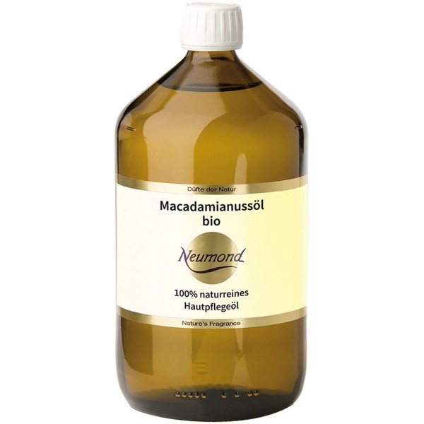 Neumond Macadamianussöl