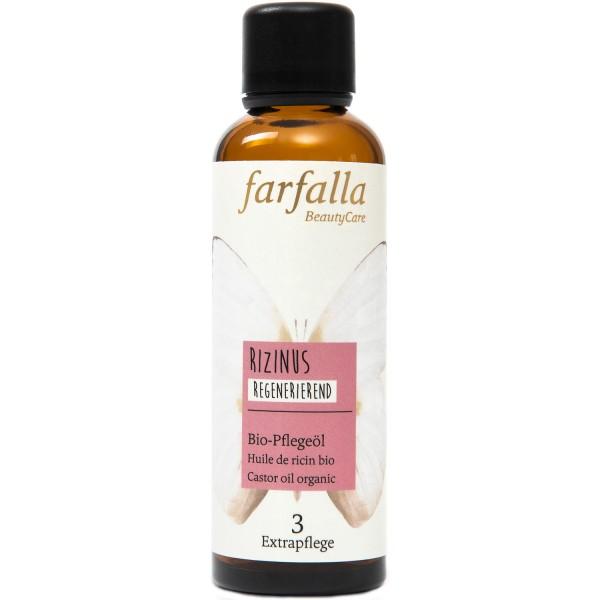 Farfalla Rizinus Bio-Pflegeöl - Rizinusöl