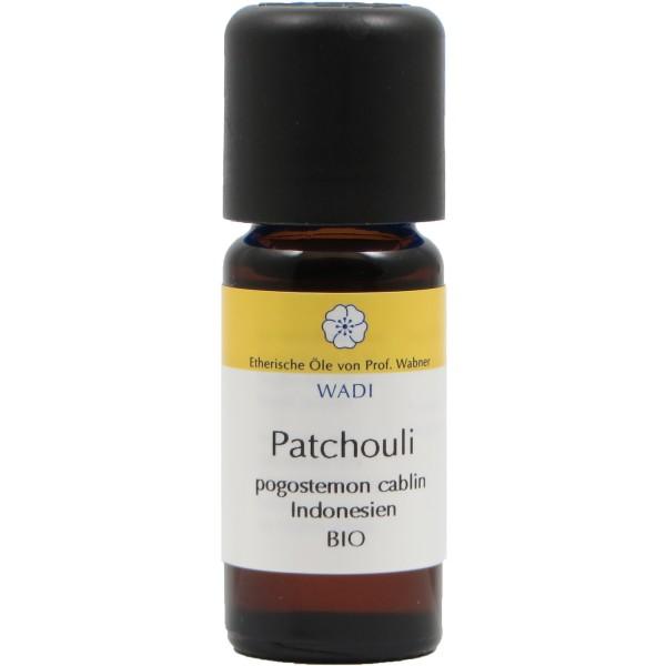WADI Patchouli bio - ätherisches Patchouliöl