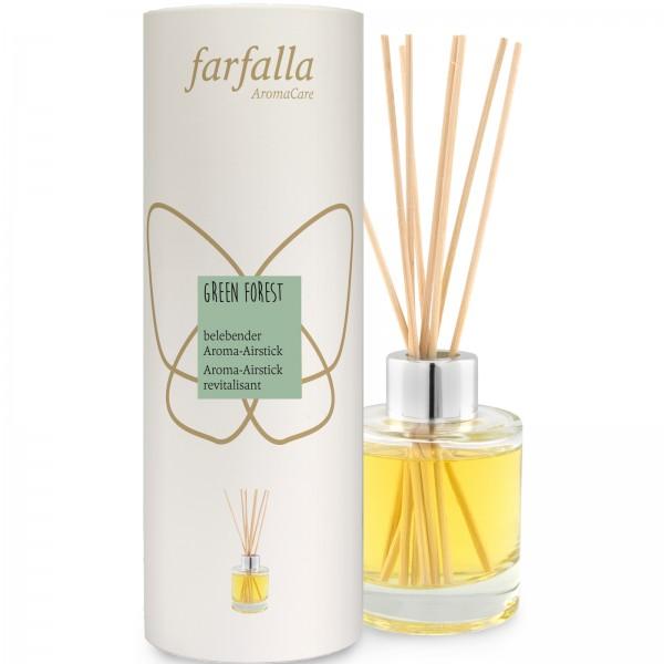 Farfalla Aroma-Airstick Green Forest