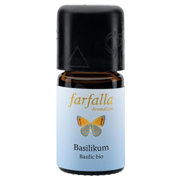 Basilikum, 5 ml, bio