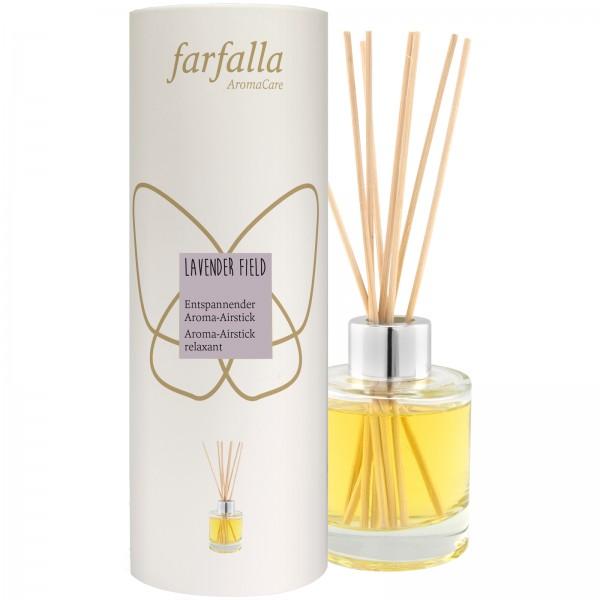 Farfalla Aroma-Airstick Lavender Field