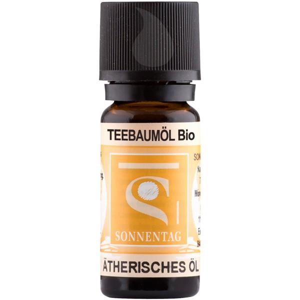 Sonnentag Teebaum bio - ätherisches Teebaumöl