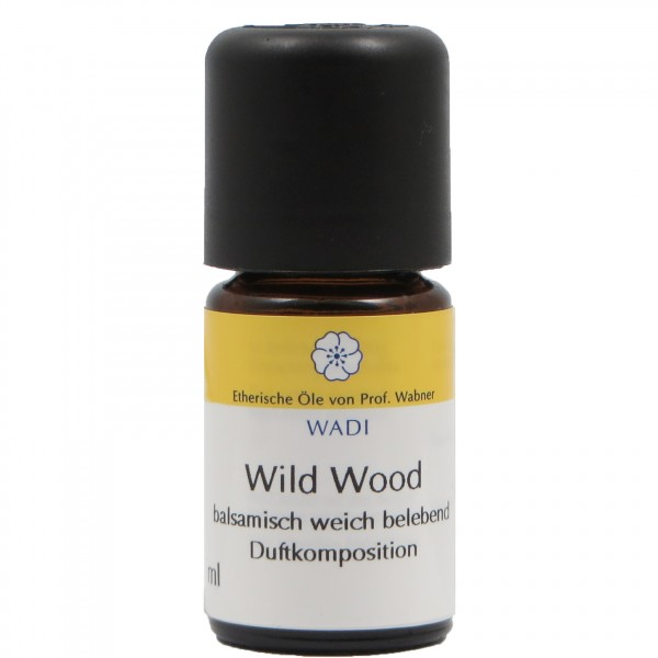 WADI Wild Wood - Duftkomposition