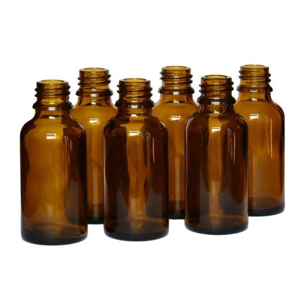 Leerflaschen-Set 30 ml, 6 Stück