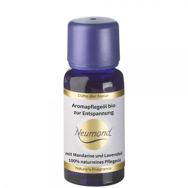 Neumond Aromapflegeöl bio zur Entspannung