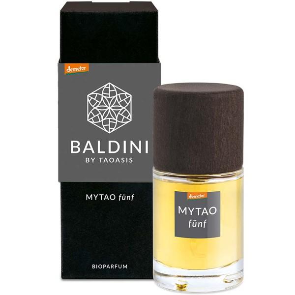 Bioparfum MYTAO fünf Baldini by Taoasis