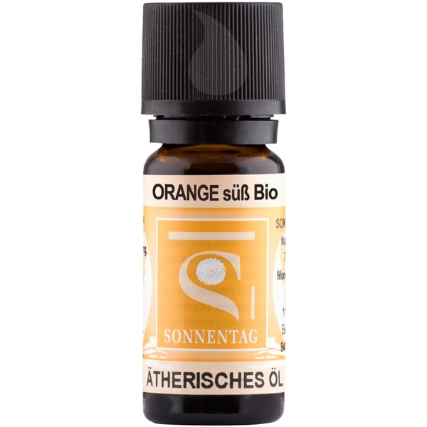 Sonnentag Orange süß bio - ätherisches Orangenöl