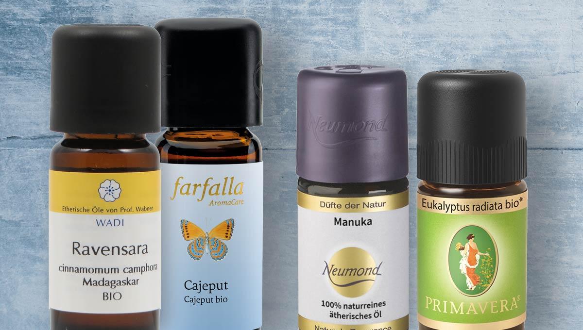 Antivirale Ätherische Öle