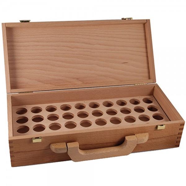 Farfalla Aromakoffer aus Buchenholz